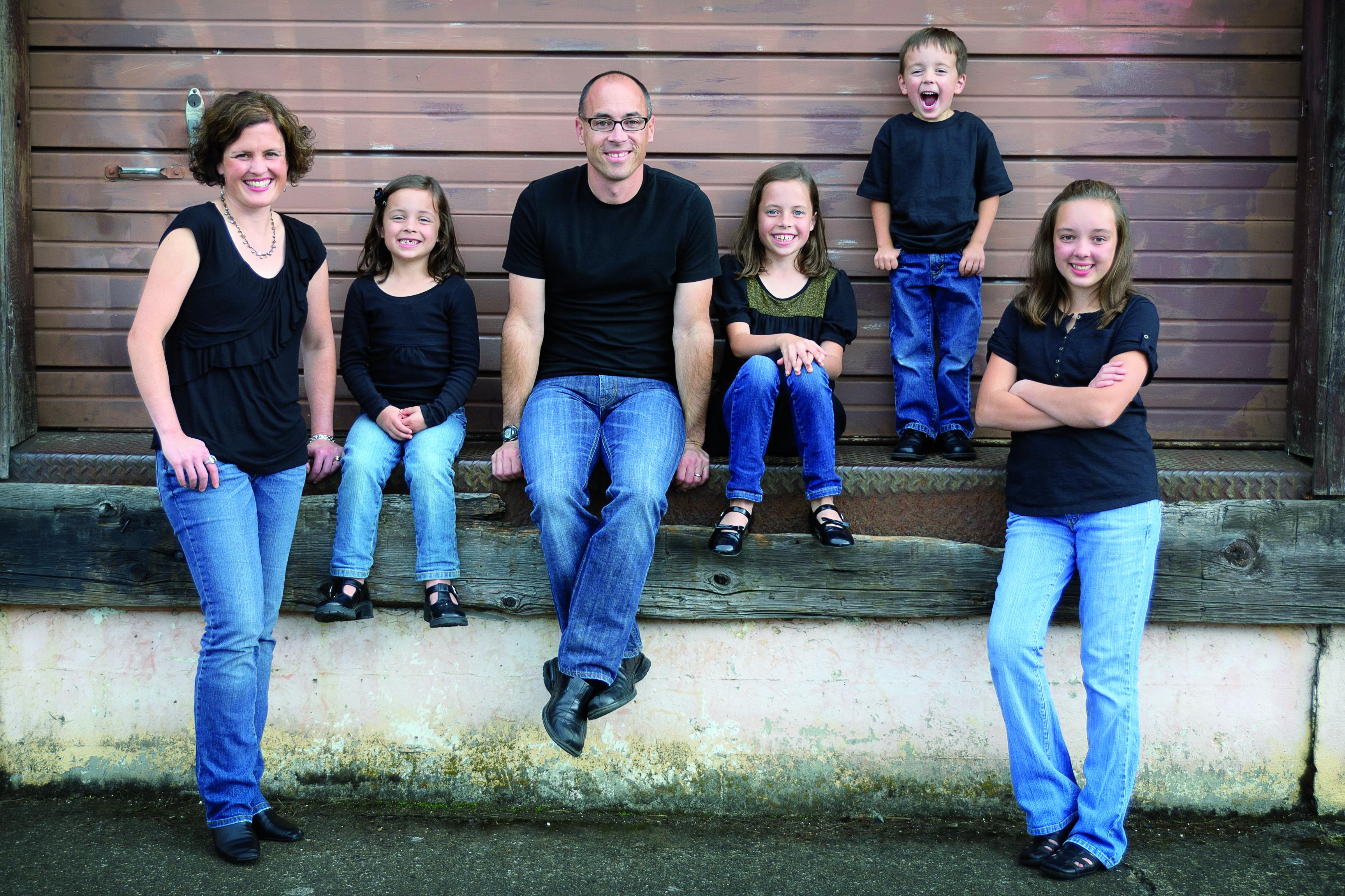 Rodina – dobrý základ