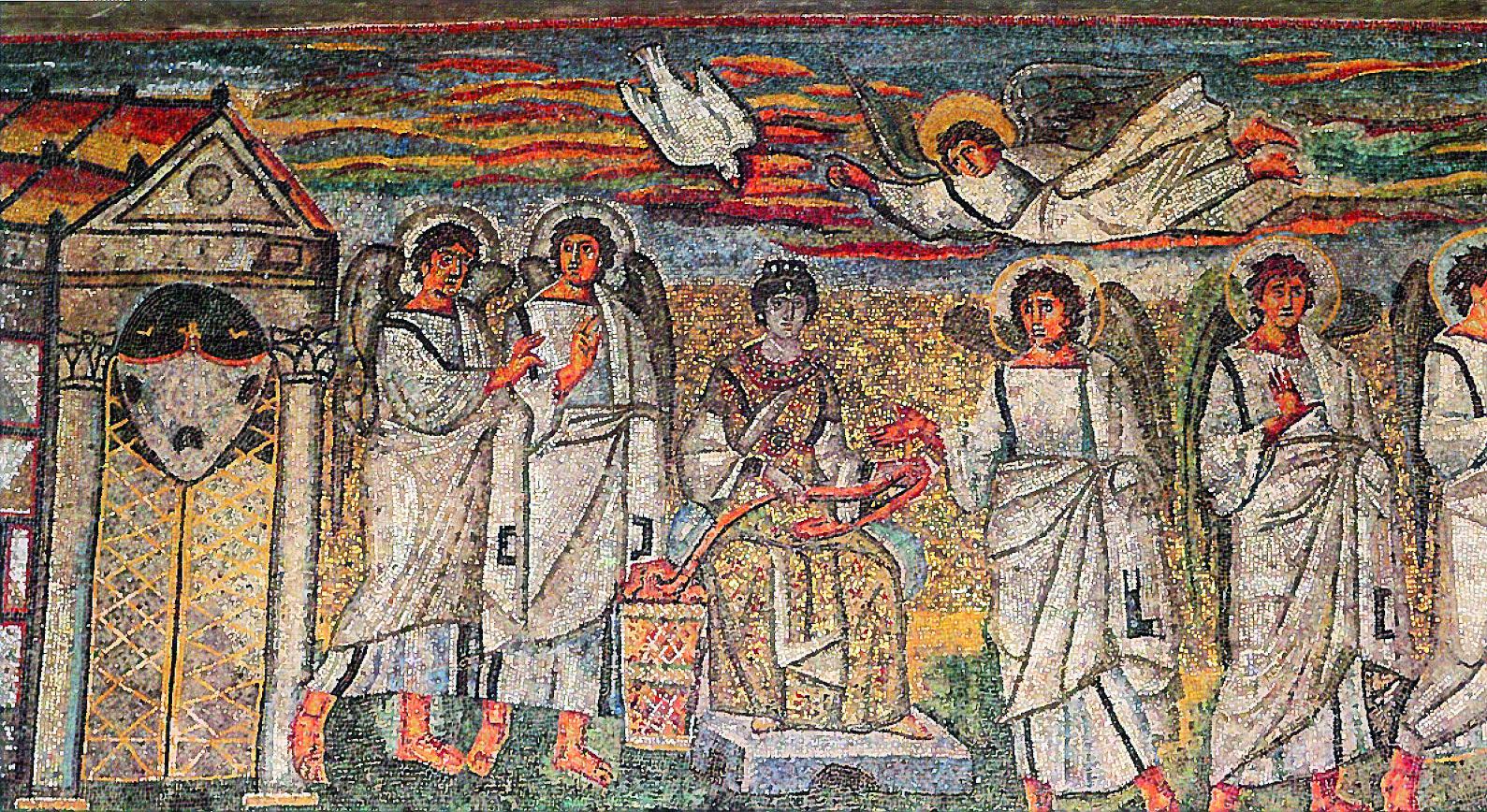 Zvestovanie Bohorodičke (3)
