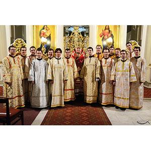 Nižšie svätenia v Prešove