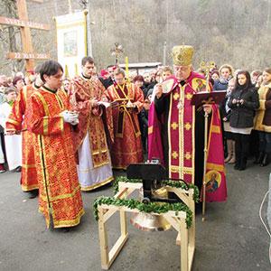 V Chráme sv. archanjela Michala v Sulíne posvätili nový zvon
