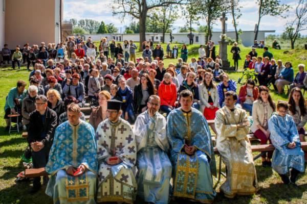 Mladí Košickej eparchie sa stretli na tradičnom odpuste v Klokočove