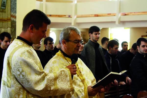 Gréckokatolícki seminaristi putovali do Ľutiny