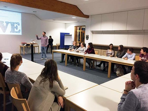 Študenti z humenského gymnázia zdieľali skúsenosti v Nemecku