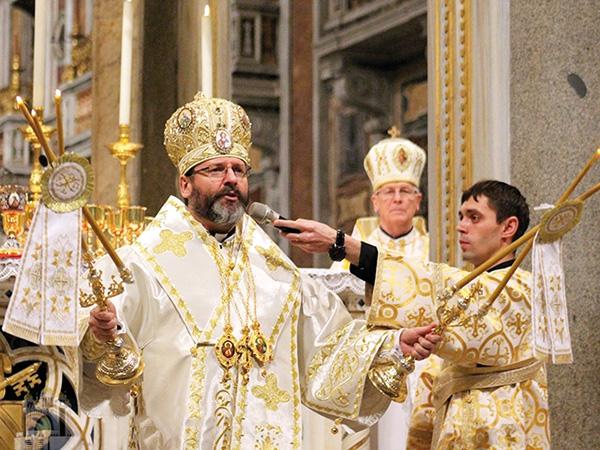 Ukrajinskí gréckokatolíci si pripomenuli výročie únie v Breste