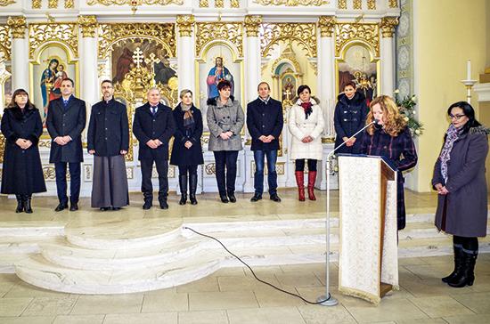Pri príležitosti Roka výročí Košická eparchia ocenila osobnosti na poli cirkevného školstva