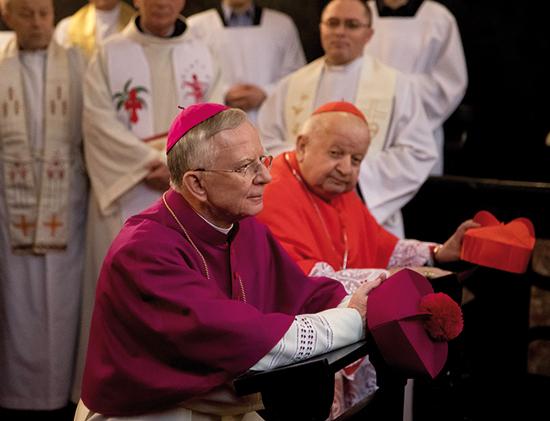 Nový krakovský arcibiskup Marek Jędraszewski sa ujal úradu