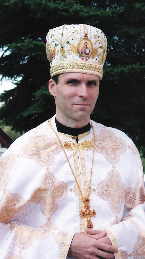 Rozhovor s prvým humenským archieparchiálnym vikárom Martinom Zlackým