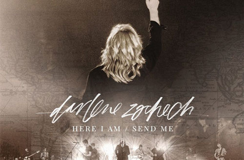 Darlene Zschech: Here I am send me