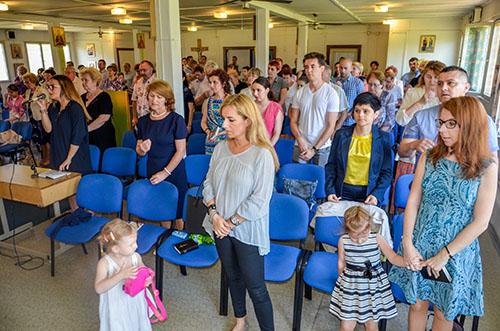 V Košiciach-Nad jazerom oslávili dvadsať rokov od zriadenia farnosti