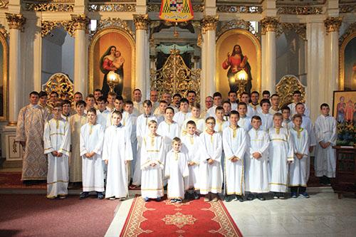 V kňazskom seminári sa uskutočnil miništrantský tábor