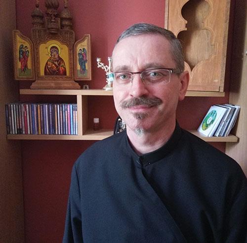 Rozhovor s redemptoristom otcom Miroslavom Medviďom CSsR, správcom farnosti v Koroleve na Ukrajine