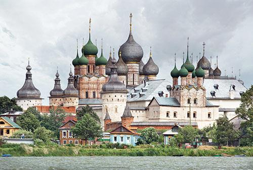 Charakteristika ruských ikonopiseckých škôl