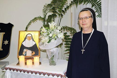 Sestry služobnice si zvolili novú generálnu predstavenú