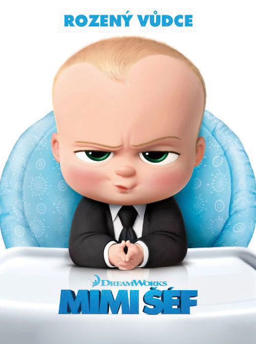 The Boss Baby (Mini šéf)