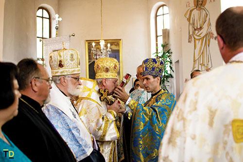 Gréckokatolíci v Humennom slávili odpust a 300. výročie chrámu