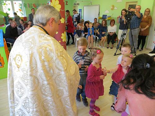 V Bardejove posvätili Cirkevnú materskú školu bl. Vasiľa Hopka