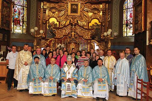 Zamestnanci Arcibiskupského úradu v Prešove putovali do Máriapócsa
