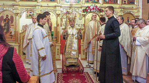 V Trebišove zakončili jubilejný rok baziliánov eparchiálnou slávnosťou