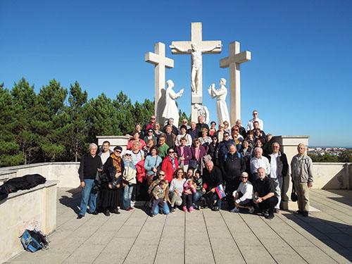 Veriaci Bratislavskej eparchie navštívili mariánske pútnické miesta západnej Európy