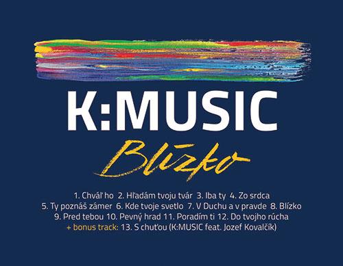 K:MUSIC: Blízko