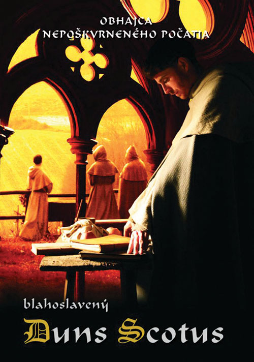 Blahoslavený Duns Scotus: Obhajca nepoškvrneného počatia (12)