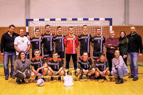 Farnosť Poráč zvíťazila na Vianočnom futbalovom turnaji Košickej eparchie