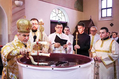 Sviatok Bohozjavenia sa v Košickej eparchii slávil v duchu fatimskej soboty