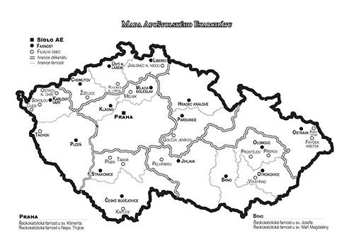 25 rokov Pražského vikariátu