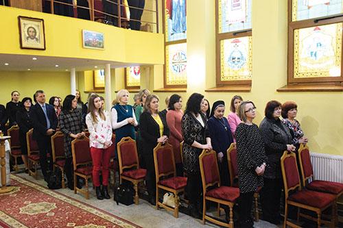 Deň učiteľov a zamestnancov cirkevných škôl Prešovskej archieparchie