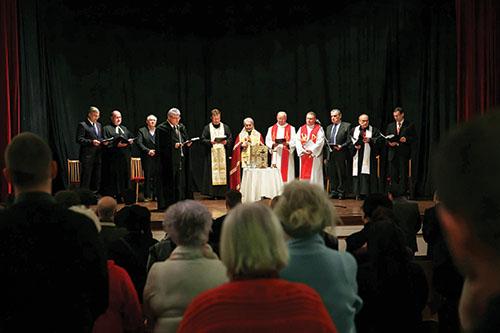 Vladyka Milan Chautur v rámci Týždňa modlitieb za jednotu kresťanov poukázal na Božiu moc