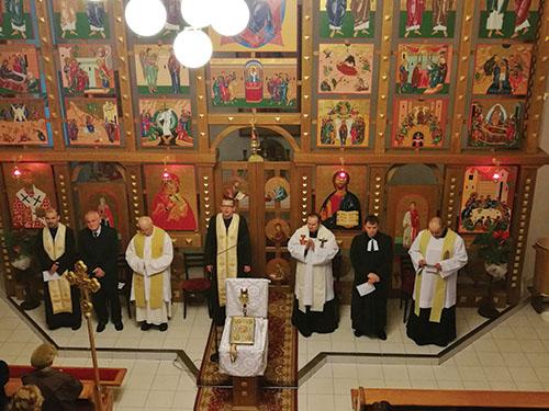 Vo Vranove nad Topľou sa cirkvi modlili za jednotu