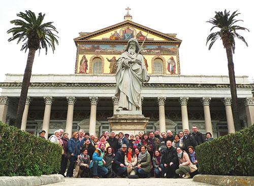 Prvé gréckokatolícke neokatechumenátne spoločenstvo zPrešova putovalo do Ríma aLoreta