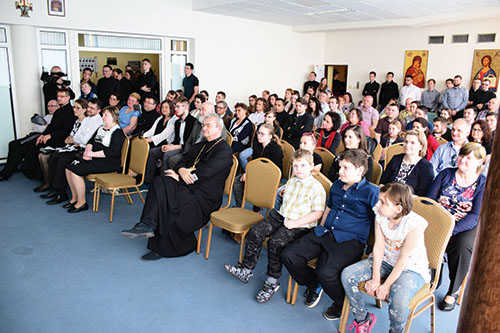 Bohoslovci predstavili život vprešovskom seminári