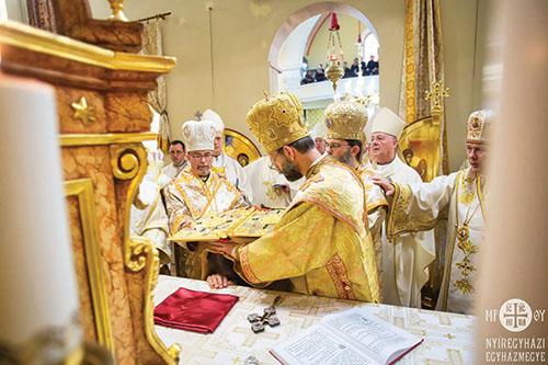 Maďarskí gréckokatolíci majú nového biskupa