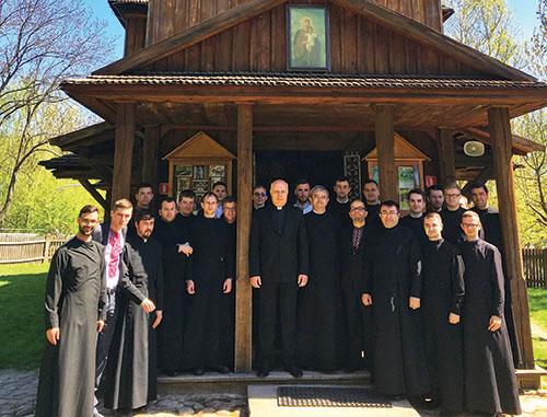 Bohoslovci zPrešova navštívili Lublin