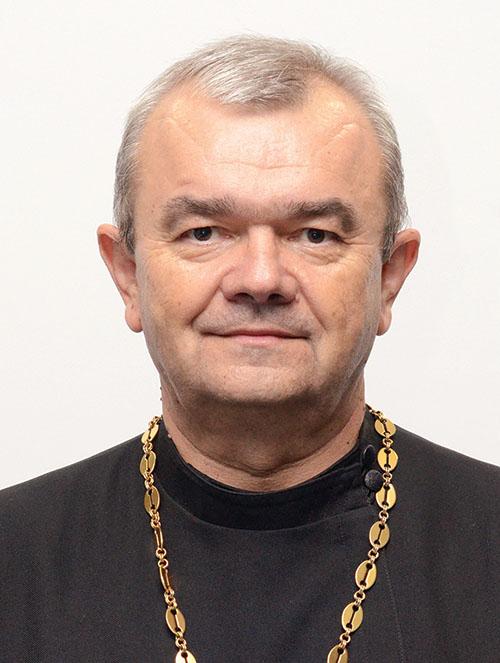 Rozhovor sotcom Miroslavom Dancákom, rektorom Kňazského seminára bl. P. P. Gojdiča vPrešove