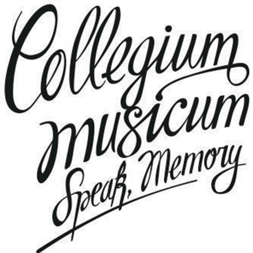 Collegium Musicum: Speak, Memory