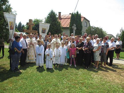 Chotčianski veriaci zažili historicky prvé misie