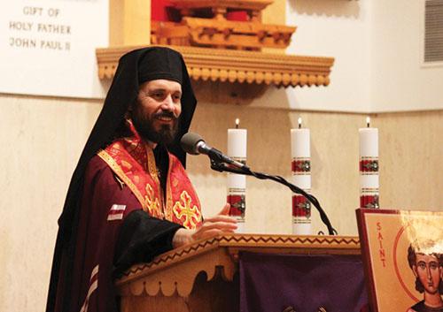 Vladyka Milan Lach SJ sa stal sídelným biskupom v Parme