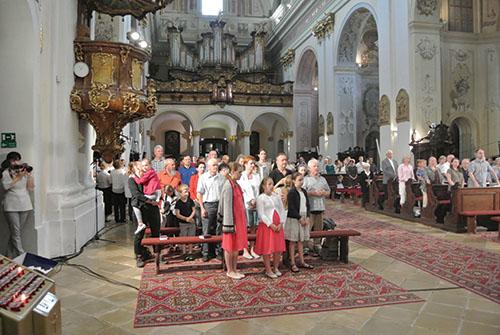 Bratislavská eparchia už po desiatykrát putovala do Šaštína