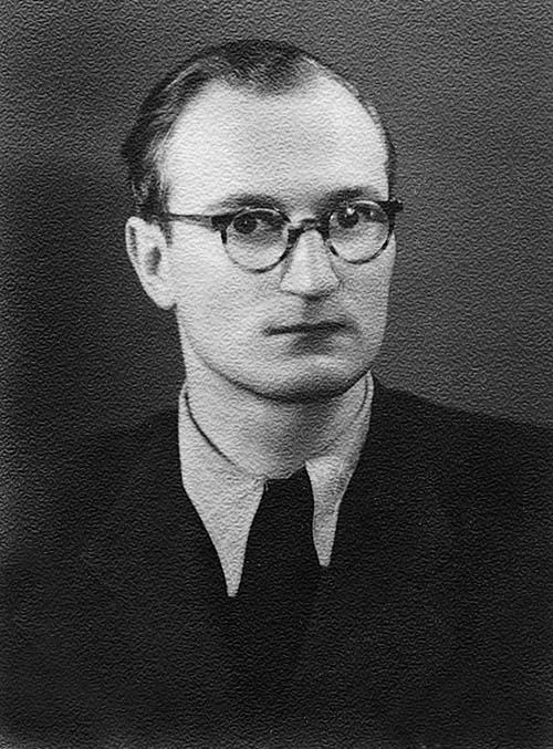 Ladislav Chlebaško (1918 – 1959)