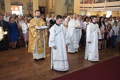 V Ľutine vladyka Ján Babjak vysvätil dvoch novokňazov