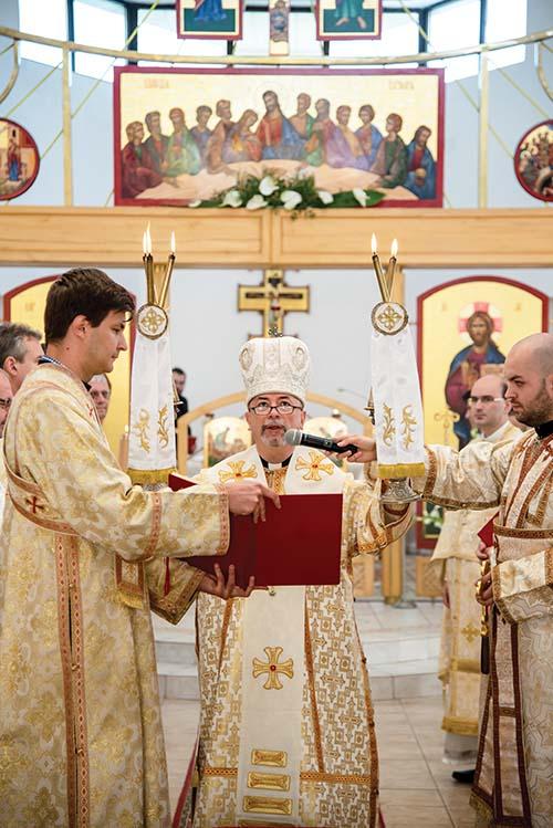 VKošiciach oslávili sv. Petra aPavla svladykom Cyrilom Vasiľom