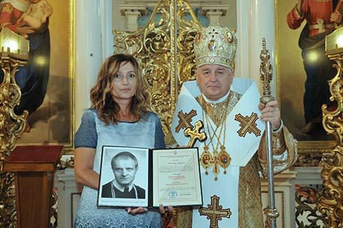 Vladyka Ján Babjak vyhlásil bl. biskupa Gojdiča za patróna mesta Prešov