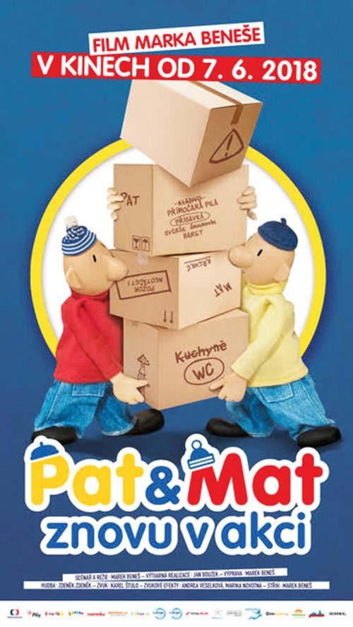Pat & Mat opäť v akcii
