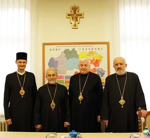 V Prešove sa na 27. riadnom zasadnutí stretla Rada hierarchov