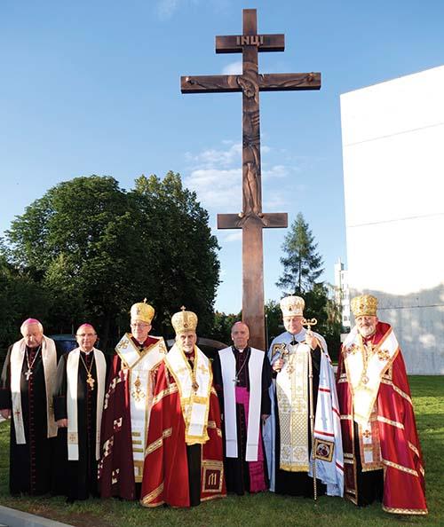 Kríž vzkriesenia