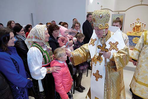 V Levoči bola posvätená nová cerkev