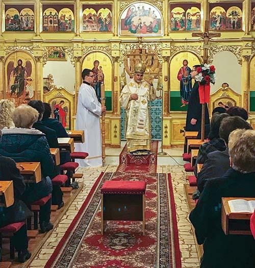 V Trebišove sa konala odpustová slávnosť Košickej eparchie