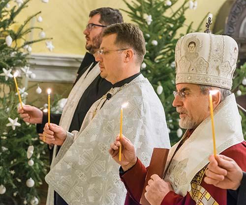 Liturgické slávenie Vianoc